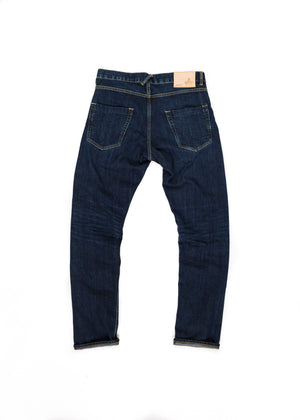 Forge Denim FDOO2 (Dark Rinse) 12 oz Stretch Denim