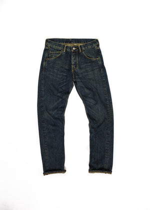 Forge Denim FDOO1 (Light Vintage Wash) 14 oz