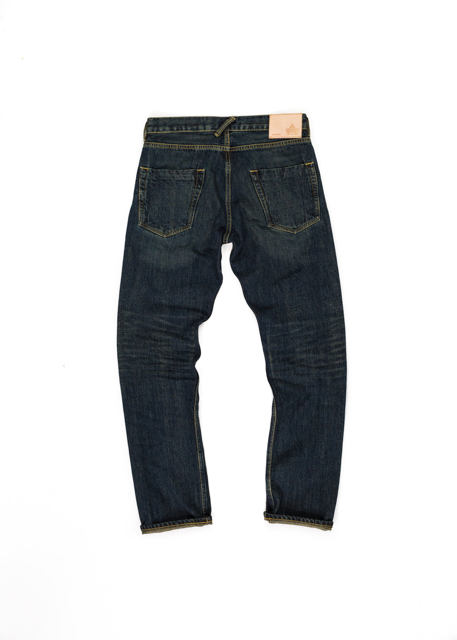 Forge Denim FDOO2 (Light Vintage Wash) 14 oz