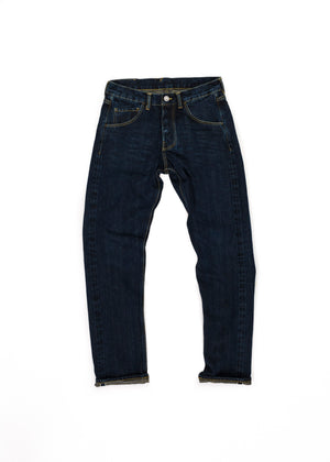 Forge Denim FDOO2(Dark Rinse) 13 oz Selvedge