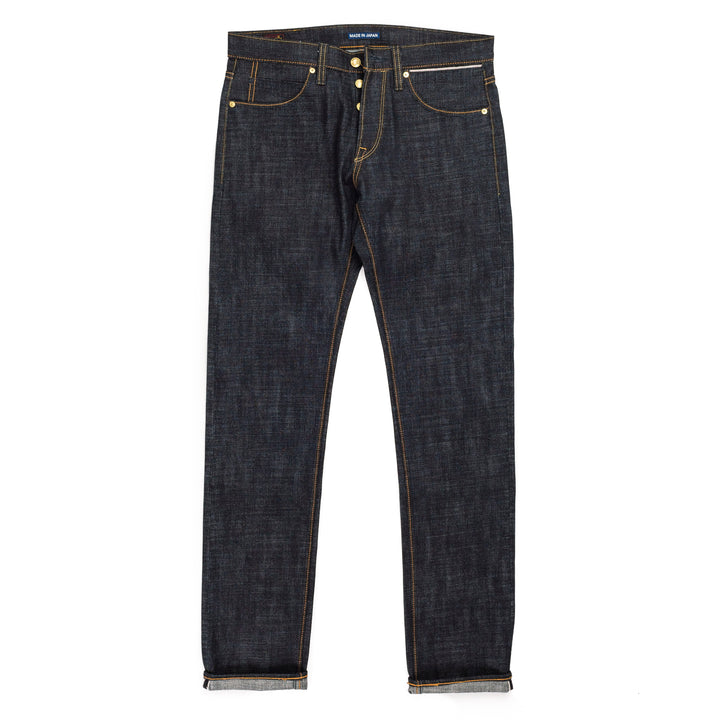 Benzak BDD-006 Slim 16oz Selvedge