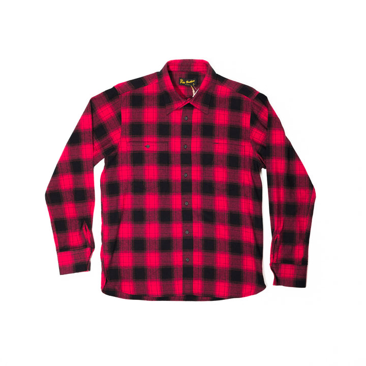 Pike Brothers 1937 Roamer Shirt (Red)