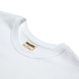 Forge Denim Heavy Tee (White SS)