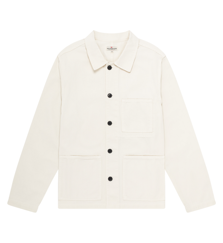 Knickerbocker Worker Coat (Natural)