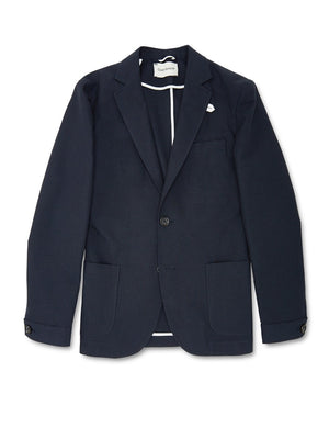 Oliver Spencer Theobald Jacket (Midnight)