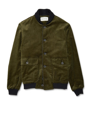 Oliver Spencer Lockton Jacket (Green)