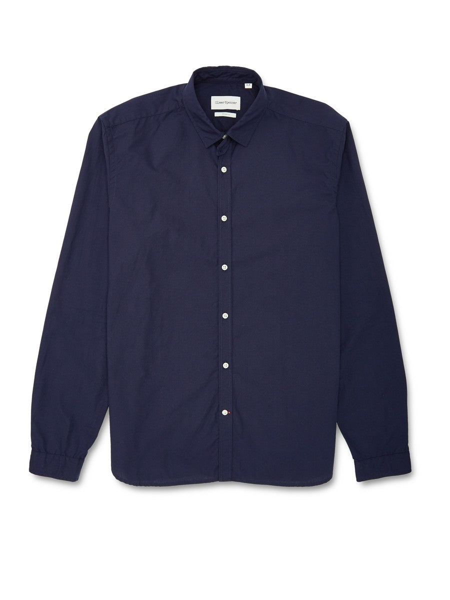 Oliver Spencer Clerkenwell Shirt (Navy)