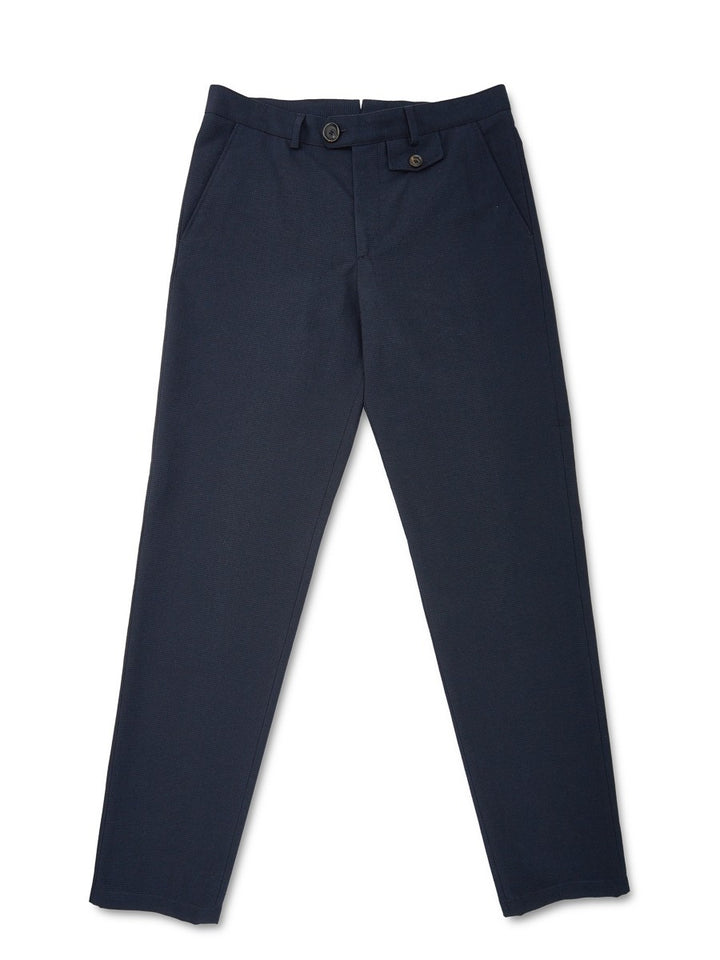 Oliver Spencer Fishtail Trousers (Midnight)