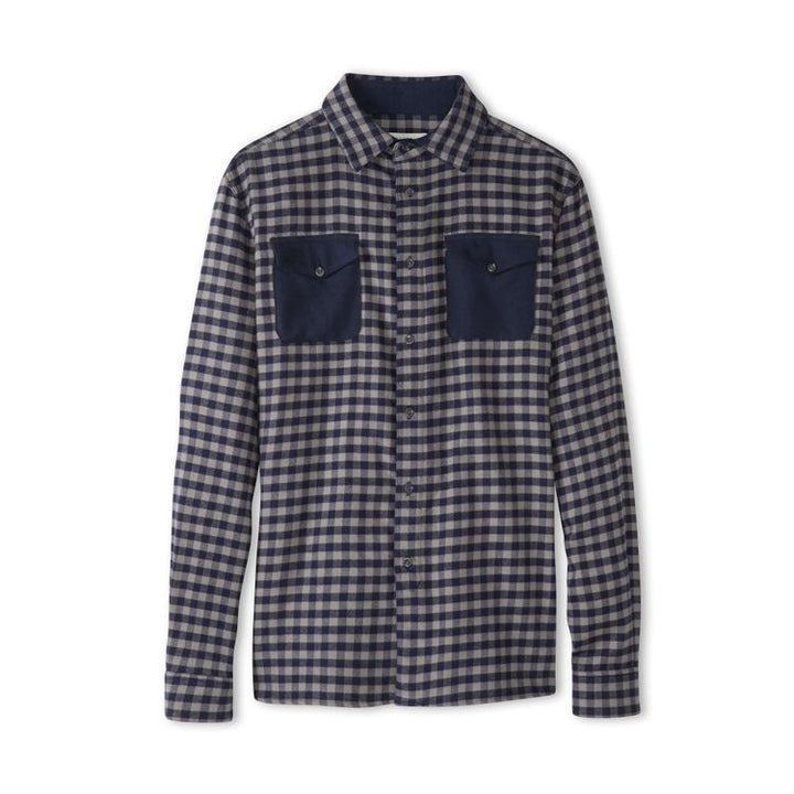 Peregrine Blackburn Shirt (Grey)