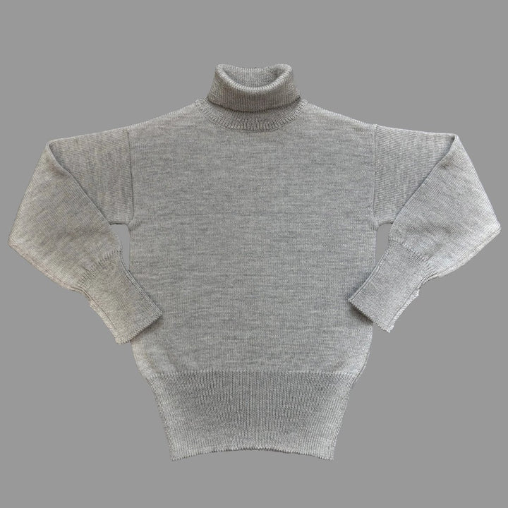 North Sea Company Submariner Sweater (Grey)