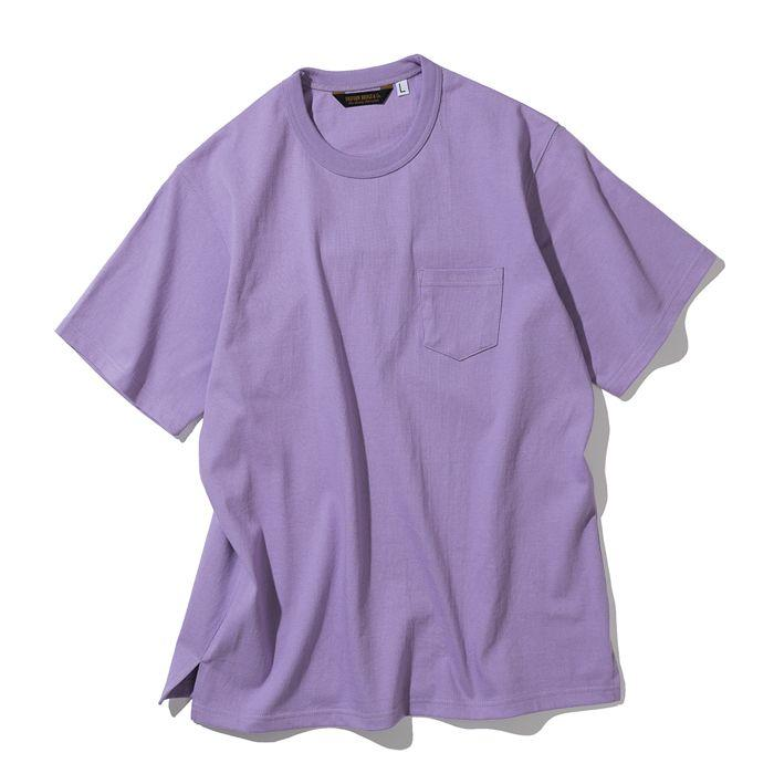 Uniform Bridge Heavyweight Tee (Purple)