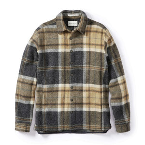 Peregrine Wool Blanket Shirt