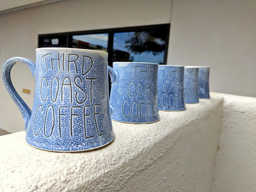 Handmade Mugs by Chris Long