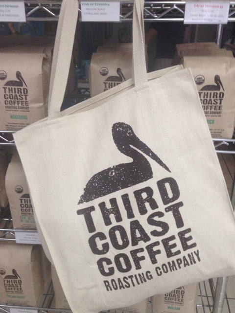 Third Coast Coffee Tote Bag