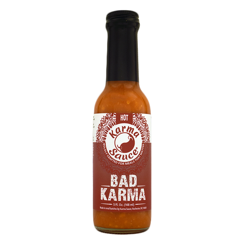 Bad Karma Hot Sauce ((Hot))