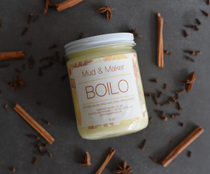 Boilo Candle