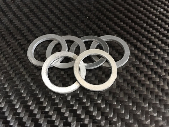 Exhaust Spacer Rings 6pc pack