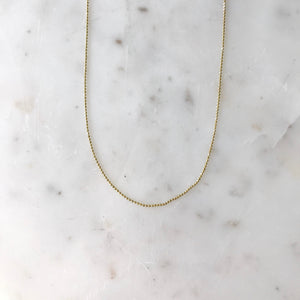 Dainty Gold Chain