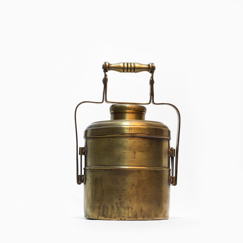 VINTAGE TIFFIN BOX