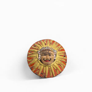 Antique Sun God