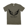 Vital Virtues - Bella + Canvas 3413C Unisex Tri-Blend Crew Neck Tee