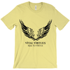 Vital Virtues - Bella+Canvas 3001 Unisex Jersey Short Sleeve Tee