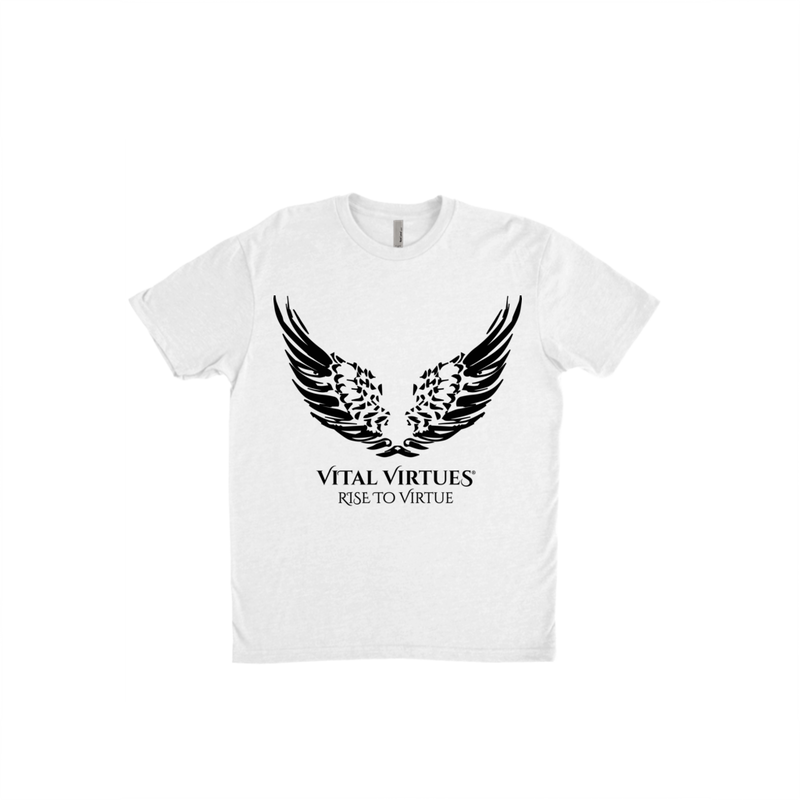Vital Virtues - 6210 Next Level Apparel Premium Unisex Fitted CVC Crew