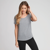 Vital Virtues - 6760 Next Level Apparel Women's Tri-Blend Dolman Premium Heather Pose 2