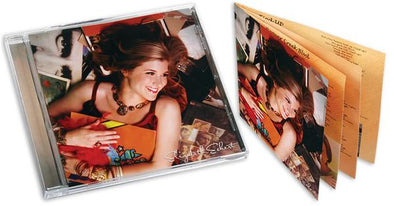 Jewel Cases with 8 Panel Inserts