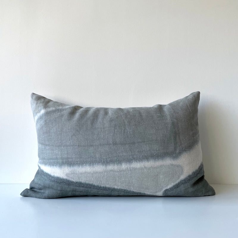 Surf Furrow Lumbar Pillow Cover