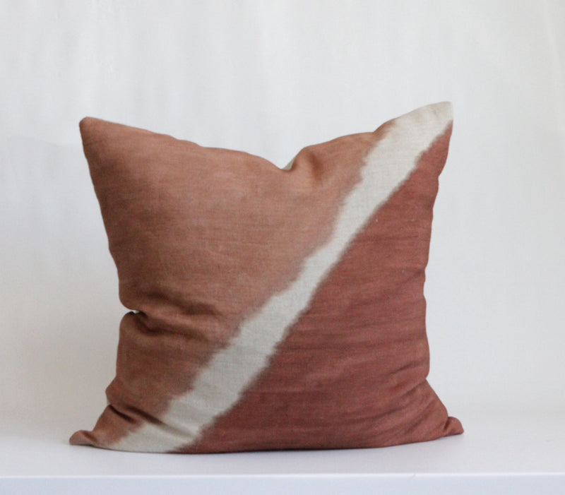 Sienna Fault Pillow Cover