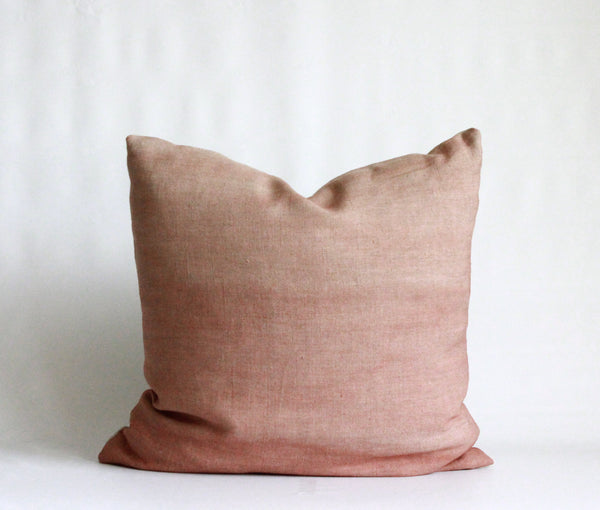 Rose Gradient Pillow Cover
