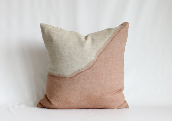 Rose Ridge Pillow Cover
