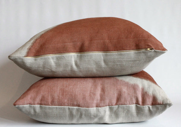 Rose & Sienna Fault Pillow