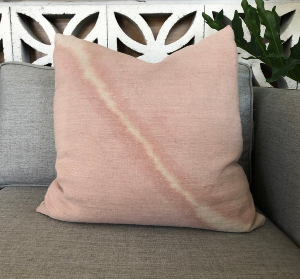Rose Fault Pillow Cover