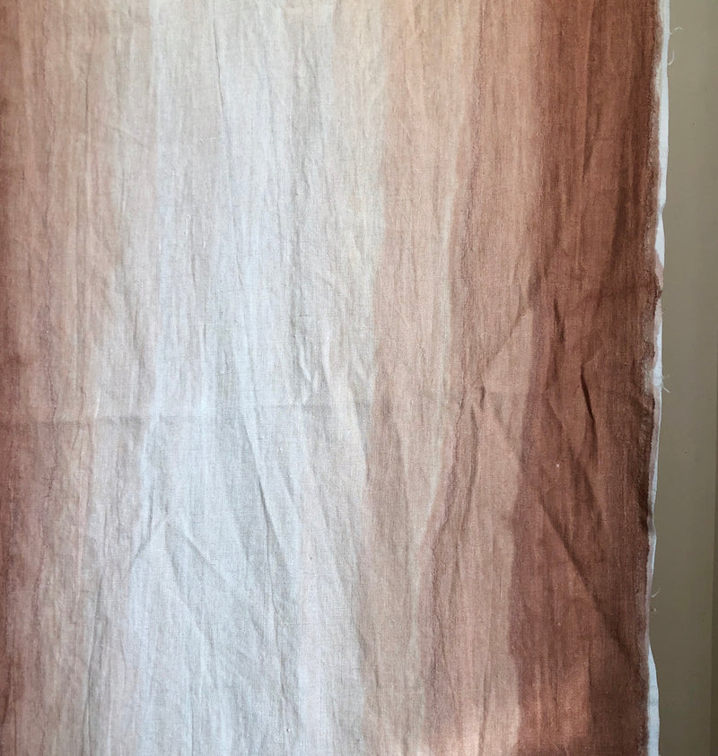 Sienna Gradient Hemp Panel