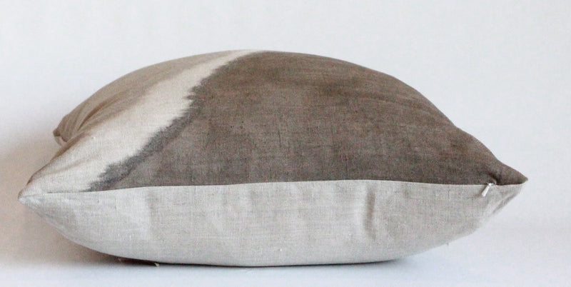Mocha Fault Pillow Cover