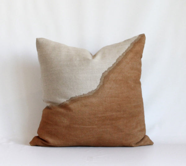 Amber Ridge Pillow Cover