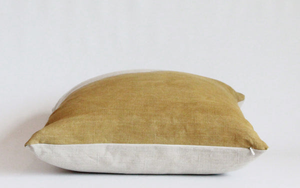 Ochre Ridge Pillow Cover
