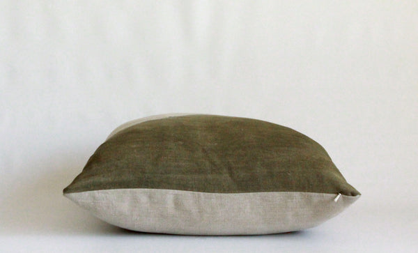 Olive Ridge Hemp Pillow