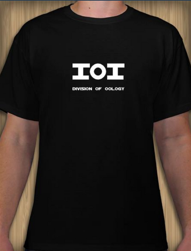 IOI - Division of Oology - Short Sleeve T-Shirt