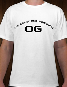 Great and Powerful Og - Short Sleeve T-Shirt