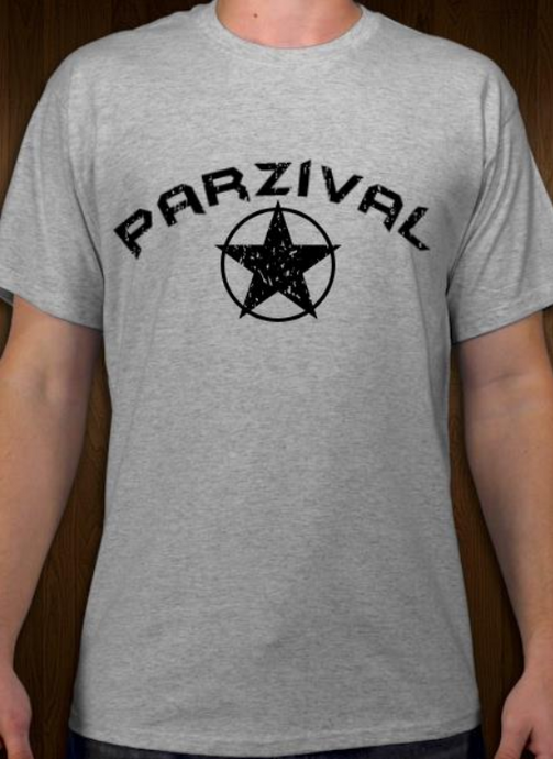 Parzival - Big Star - Short Sleeve T-Shirt