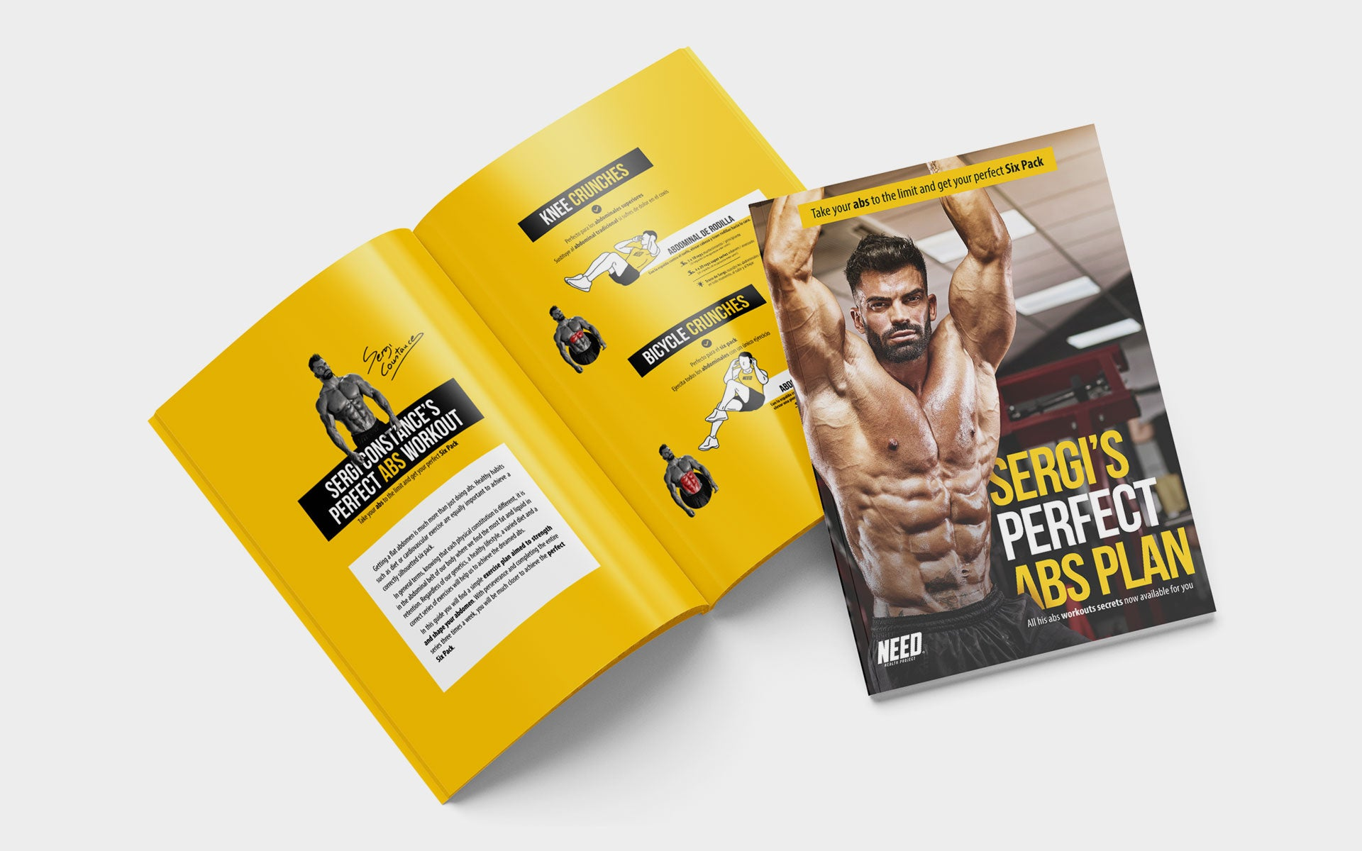 Sergi's Perfect Abs Guide
