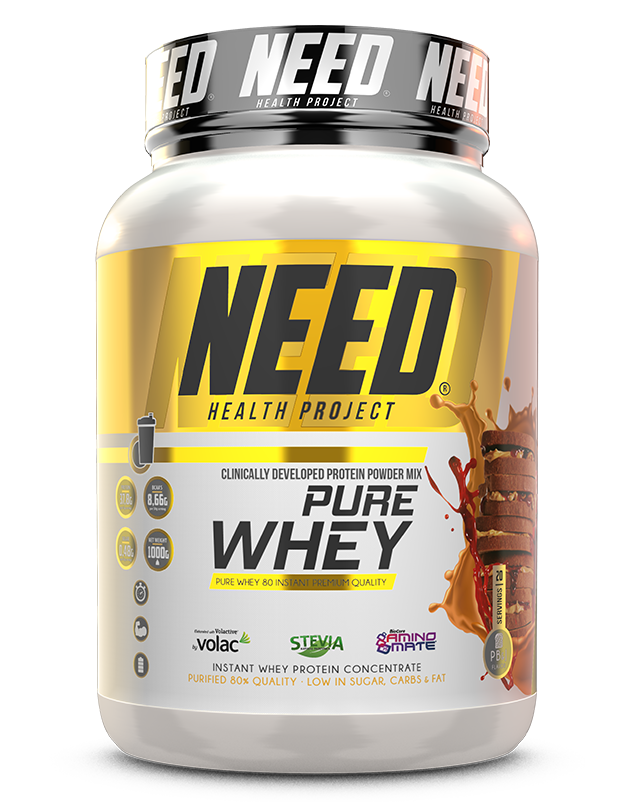 Insta Supplement Magazine: NEED® Health Project