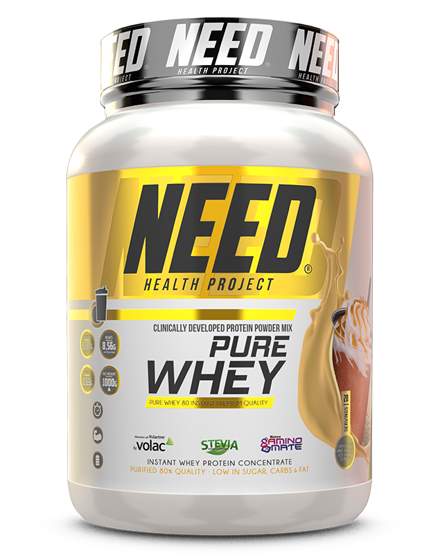 NEED PURE WHEY