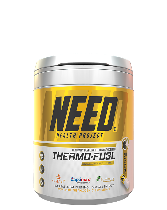 NEED THERMO·FU3L