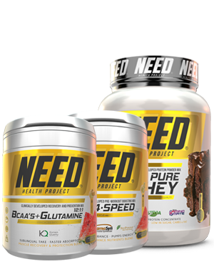 NEED MUSCLE BUILDER PACK