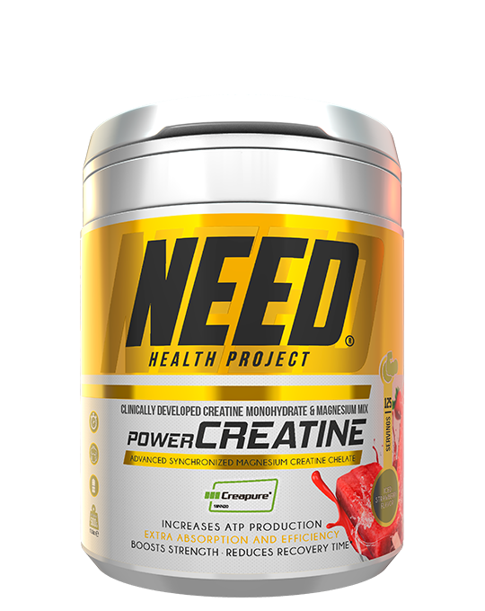 NEED POWER CREATINE