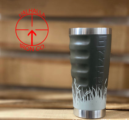 Custom Grizzly Cups